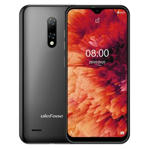 Ulefone Note 8P, 2GB+16GB Dual Rear Cameras, Face ID Identification, 5.5 inch Android 10.0 MKT6737VW Quad-core up to 1.3GHz