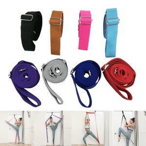 Leg Stretching Tool Dancer Stretch Band Strap Exercise For Home Dance Ballet Yoga X85 Resistance Bands
