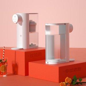 물 디스펜서 Mofan 인스턴트 2.5L 데스크탑 마시는 홈 사무실 정수기 휴대용 펌프 빠른 난방