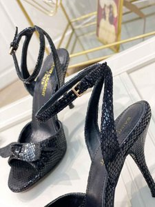 2020 Fashion Designer Womens Shoes Bottom High Heels Nude Black Leather Pointed Toes Pumpsysl Dress Shoes Mid Heeled Shoes ffxxs sDDWW