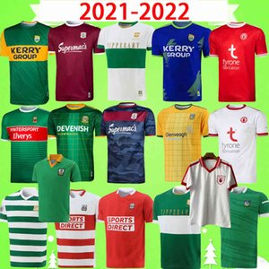 17 styles 2021 Dublin GAA Home Training rugby Jersey 21 22 ÁTH CLIATH shirt DAVID TREACY TOM CONNOLLY Retro size S-5XL T-shirt 2022
