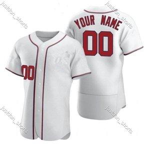 DIY مخصص أي اسم رقم سان فرانسيسكو واشنطن البيسبول جيرسي الرجال النساء الشباب الاطفال قميص الملابس الفانيلة Q3