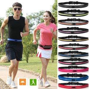 Travel Sports Fannypack Bags Outdoor Stretch Sport Pack Men Women Portable Convenient Waist Waterproof Phone Belt Bag RH3122