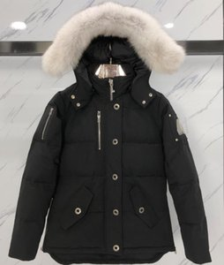 Men Nylon Down Jacket YKK Zipper Four Seamed Pockets Male Fur Detachable Hooded Water Repellent Outershell