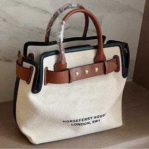 Холст покупок сумка ремень сумка сумка большой емкости пакет наплечных сумки леди натуральная кожа верхняя ручка ноутбук сумка