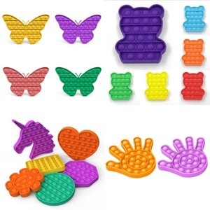 US Stock Pops Es Push Blase Blase Zappeln Sinnes Spielzeug Stress Reliever Spielzeug Erwachsene Kind Funny Antistress Spielzeug Squishy Jouet pour autiste 599 t2