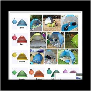 Ve Barınaklar Simtüler Kolay Taşıma Çadırları Açık Kamp Aksesuarları 23 Kişi UV Koruma Çadırı Plaj Seyahat Çimler için 20 adet Lot Co BxBuq