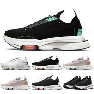Nike Air Zoom Type N.354 الرجال النساء أحذية التكبير نوع N.354 مينتا سوداء القمة البيضاء Chaussures Zoomx رجل رياضي رياضي مدربين B1