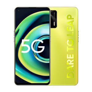 Original Realme Q3 Pro 5G Mobile Phone 8GB RAM 128GB 256GB ROM MTK Dimensity 1100 64.0MP Android 6.43