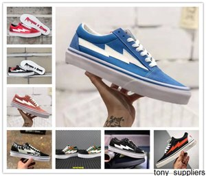 New 2021 Revenge X Storm Old Skool Canvas Men Shoes Mens Sneakers Skateboarding Casual Shoes Women Skate Shoes Womens Casual boots