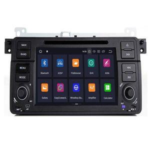 Jugador 2021 DSP IPS Android 10 Coche DVD Multimedia estéreo para E46 M3 con WiFi BT Radio GPS Navegación
