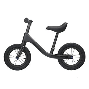 Est Slide Car Scooters Push Self Carbon Fiber Bike 12inch Children 2~6 Years Old Child Learn Frame Bikes