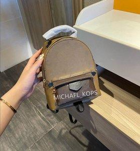 Mini backpack lady Genuine Leather Backpacks fashion back pack fow women handbags Presbyopic Mini shoulder bag Handbag Purse Cross body bag