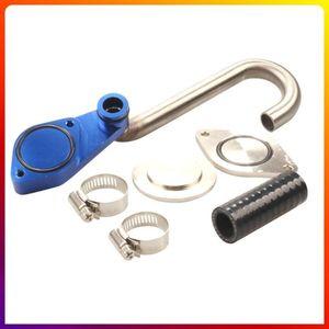 6.0L Powerstroke Diesel EGR Basic Cooler Kit For 2003-2007 F250 F350 Automobile Accessories Suit Manifold & Parts