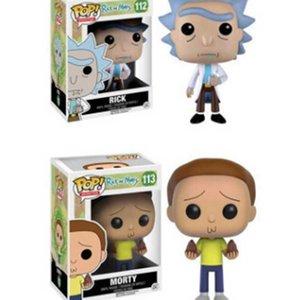 Rick e Morty: Funko Pop