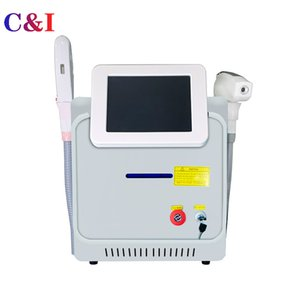 2021 360 Magneto Hair Removal & Shr Elight Ipl Opt Rf &Nd Yag Laser 1064 Tattoo removal multifunctional Beauty Machine