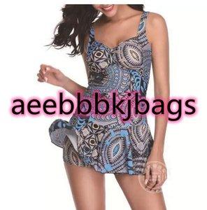 Women Printed Separate f Conservative Bikini Increased Swimsuit flexible stylish,ladies girl online