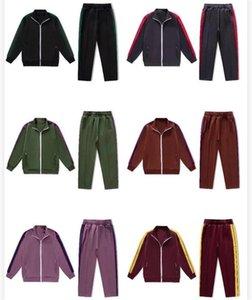 Berühmter Designer Men's and Damen Trainingsanzüge Sportswear Angel Casual Jacket Brief Druckhose Stretch Zipper Multicolor Wholesale