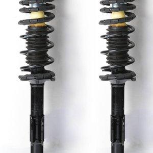 [Только зона США] Полные задние стойки катушки пружины удара на 1999-2005 гг. Pontiac-Grand AM SR4037, ST8551