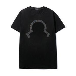 T-shirt d'été Mens Femmes Designers Tshirt Fashion Hommes Casual T Shirts Street Designer Shorts Sleeve 2021 T-shirts extraterrestres