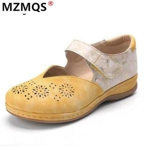 Sandals 2021 Women Summer Vintage Wedge Fashion Casual Ladies Outdoor Platform Sandalias Plus Size