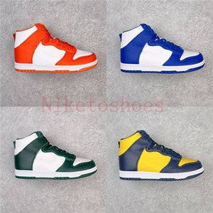 Syracuse High Sneaker Spartan Green Women Shoes Hisp Michigan Amarillo Mens Sneakers Ambush Blanco Black Transters Kentucky Blue Basketball Shoe