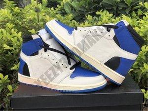 2021 أحذية كرة السلة العسكرية الأزرق عالية og ts sp 1 cd4487-100 أنا الرجال الشراع الأسود-العسكرية الزرقاء الخجول الأحذية الرياضية أحذية رياضية مدربين مع المربع الأصلي US7-13