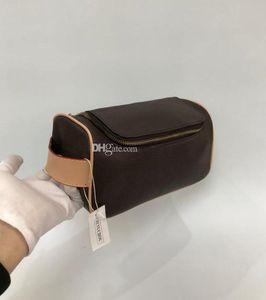 2021 grande designer único zíper cosmético saco de alta qualidade senhoras maquiagem de armazenamento marca marca luxo clássico bolsa 3s