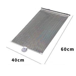 Summer Windshield Sunshade Retractable Car Window Sun Shade Automatic Auto Visor Front Windshield Uv Protect Cover 1141 V2