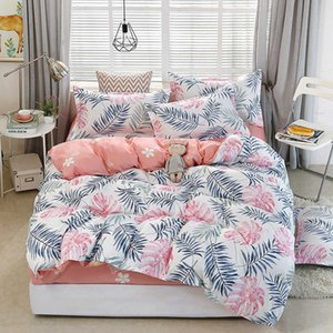 Bedding Four Platform Sheet Quilt Cover Student Three Piece Set 1.8 Net Sale