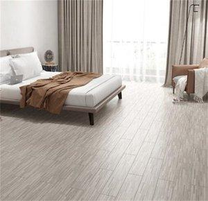Floor stickers PVC wood self-adhesive plastic floor stickers wear-resistant waterproof embellishment decoration home bedroom living 503 V2