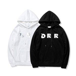 2021 New Men's hoodies Women's tracksuit Fashion Street Hip Hop Round Neck Cotton luxury Designer Clothing Pullover Sweatshirt Loose Hoodie Couple Wear Top M-XXL