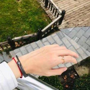 2021 luxury Designer bangles Snake ring With Box Gold Silver Titanium Steel Bracelet Inlay Diamond Screw Cuff Bracelets Women Men Love Jewelry Gift