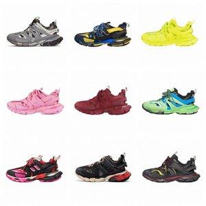 2020 track3.0 LED renk eşleştirme spor ayakkabı erkekler ve kadınlar için düşük üst baba ayakkabı Y2RO #