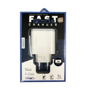 4usb Carregador de carga rápida QC 3.0 Carregador de telefone celular 5V3A multifuncional Charging de carga rápida de carga