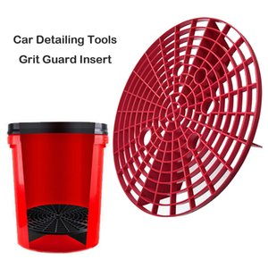 Car Wash Grit Guard Insert Washboard Water Bucket Scratch Dirt Filter Car Cleaning Tool Wash Accessories 23.5cm 26cm r10