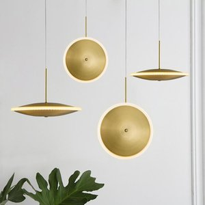 Pendant Lamps Droplight Study Bedroom The Head Of A Bed Rose Gold Ufos Ufo Desk Lamp And Lanterns Disc Lmp Lmps Nd