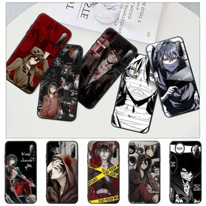Isaac Foster Angels Of Death Black Matte Mobile Phone Cover For Note 6 8 9 Pro Max 9s 8t 7 5A 5 4 4x Case