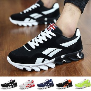 Fashion Men Casual Shoes Light Breathable shoe New Style Sneakers Trainers Weight Large Size Sneaker 36-46