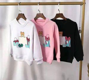 Casual Summer Designers kids boy girl shirts Long sleeve clothes t shirt print blouse children Infant t-shirt boys cotton tee clothing
