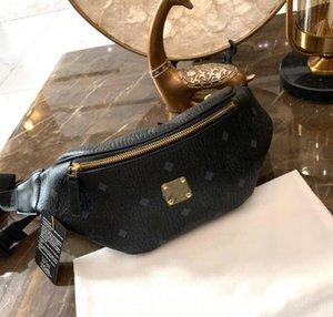 Saco de cintura de qualidade mulheres desenhador bolsas de ombro bolsa fanny pack luxo bumbag letter imprime