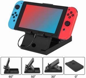 16 in 1 Accessories Kits for Switch game protection package Charging Stand Screen Protector Silicone Protective Case DHL FREE Professional Manufacture