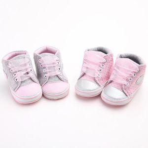 First Walkers ARLONEET 2021 Girl Toddler Shoes Baby Kids Soft Canvas Anti-slip Cotton Sneaker Warm Crib