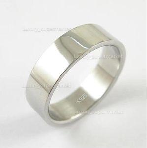 2021 Schmuck Männer / Frauen Mode Luxus Ring Gold Paar S925 Hohe polierte Geschenkbox A208