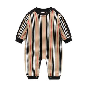 Rompers baby boy clothes kids  clothing boys Spring and Autumn Newborn One-piece Long Sleeve Crawling ClotheToddler