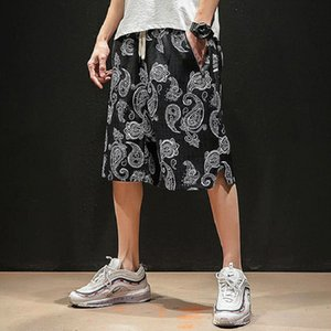 Summer Mens Gym Shorts Quick Dry Ropa Deportiva Hombre Floral Running Sweatpants Men Fitness Workout Short Sport Pants Homme
