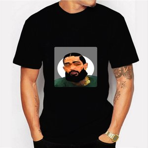 Nipsey hussle men's Short Sleeve T-Shirt