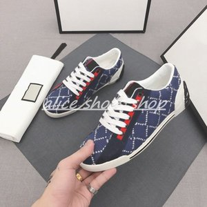 high quality men's retro low-top printing casual shoes design mesh loafers Run nin sneakers ladies fashion lace-up luxe men shoe