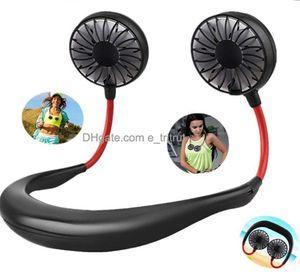 Premium USB Handheld Zero9 Mini Cooler Fan sin sentido Recargable Portátil Sin Hoja Handy con 3 velocidades Clasificación