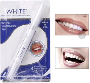 Effective Teeth Whitening Pen Spiral Instant Whiten Gel Refill Cleaning Tooth Decontamination Dental Care Tool